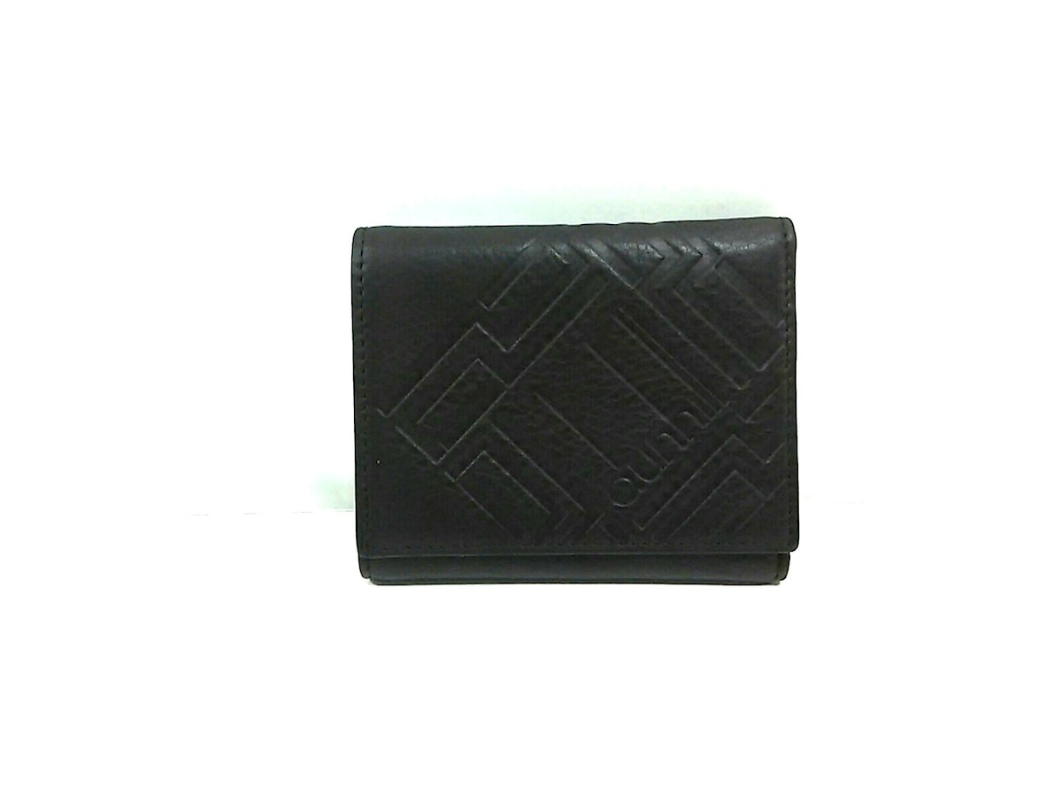 dunhill/ALFREDDUNHILL(ダンヒル)の3つ折り財布