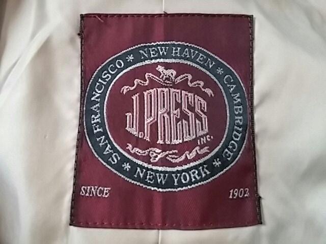 J.PRESS(ジェイプレス)のコート