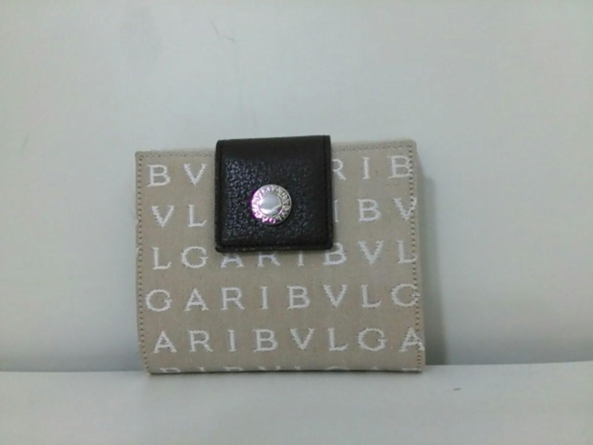 5542bd683854 BVLGARI(ブルガリ)/ロゴマニア/ブルガリブルガリ/2つ折り財布の買取実績 ...