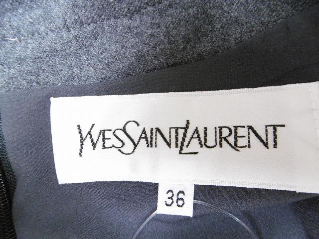 YvesSaintLaurent(イヴサンローラン)のワンピース