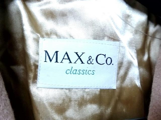 MAX&CO.(マックス&コー)のコート