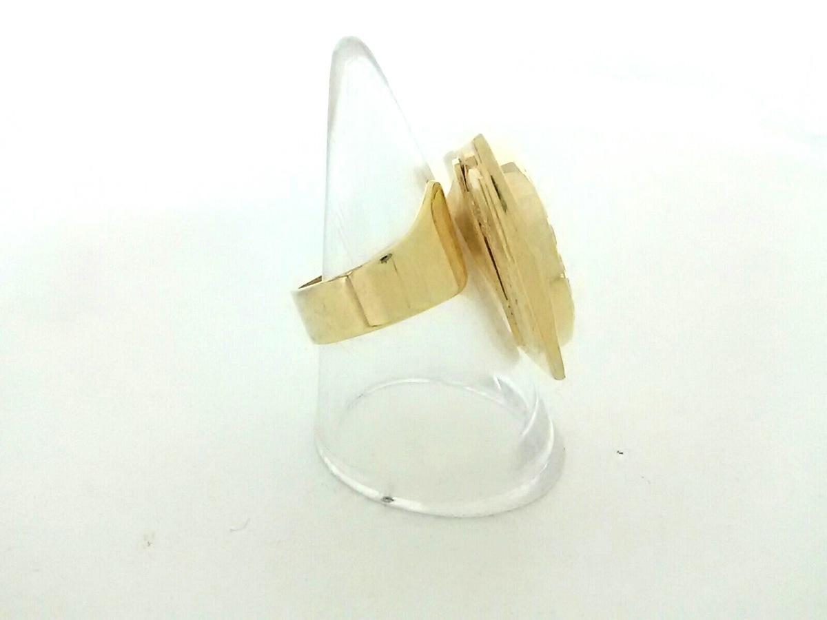 GIANNIVERSACE(ジャンニヴェルサーチ)のリング