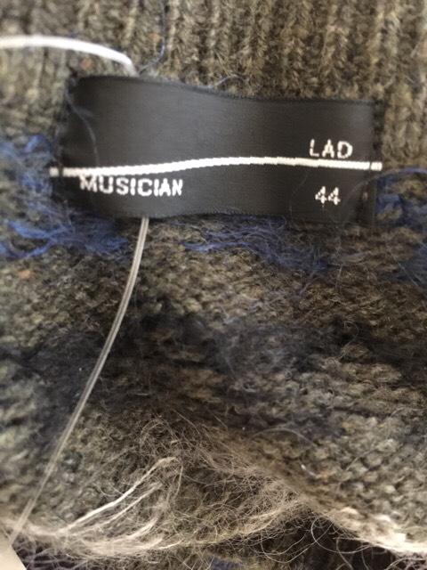LAD MUSICIAN(ラッドミュージシャン)のセーター
