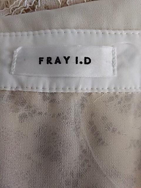 FRAY I.D(フレイアイディー)のシャツブラウス