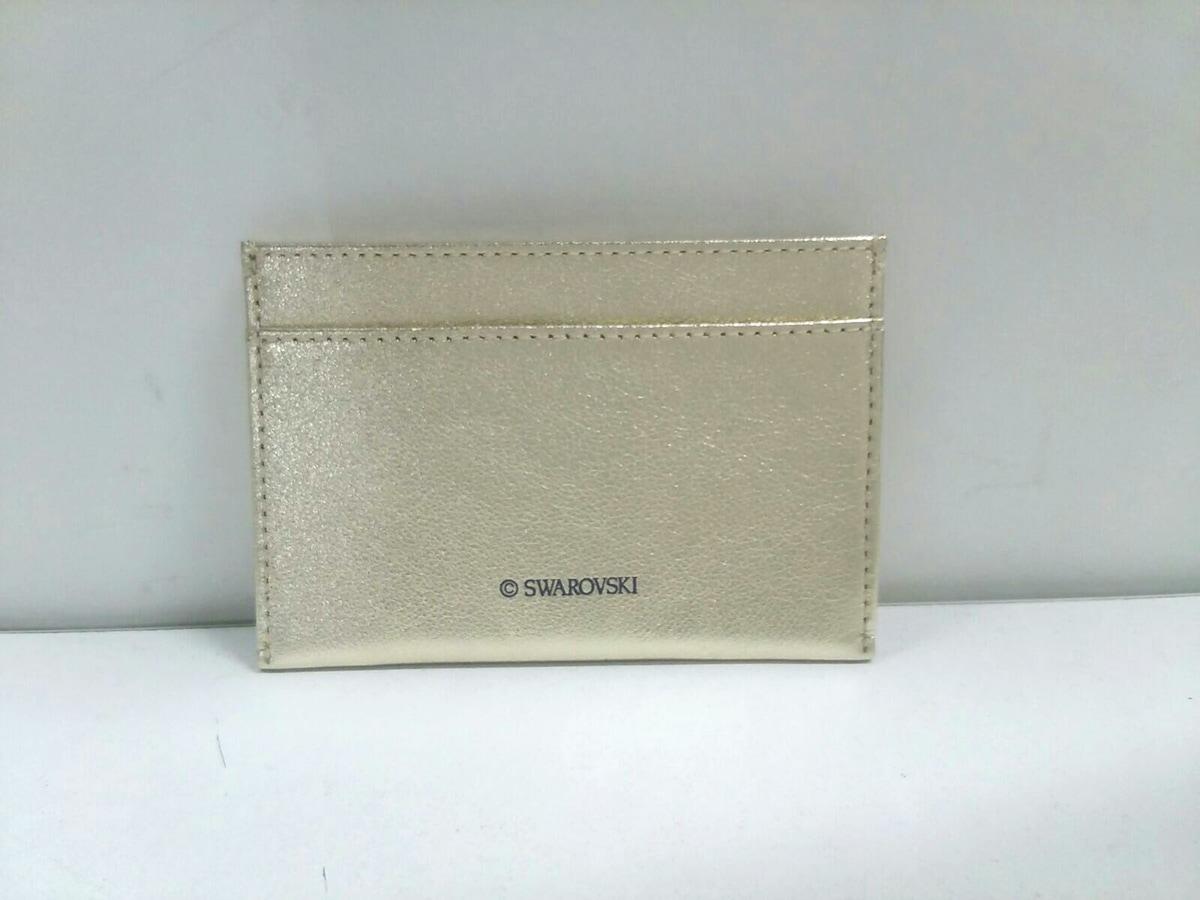SWAROVSKI(スワロフスキー)のカードケース