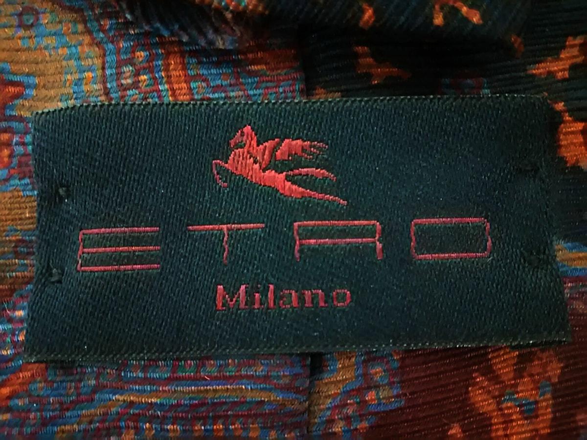 ETRO(エトロ)のネクタイ