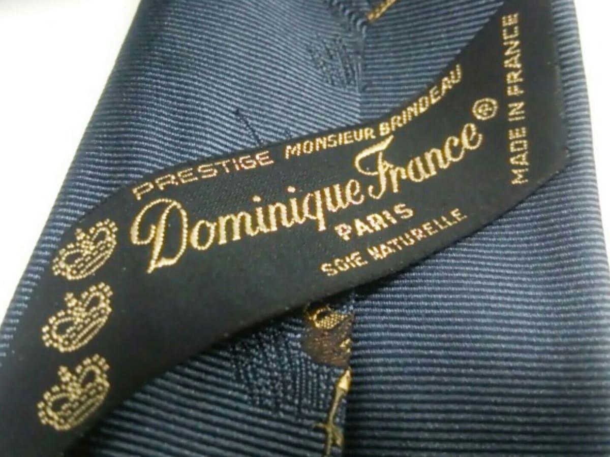 DominiqueFrance(ドミニクフランス)のネクタイ