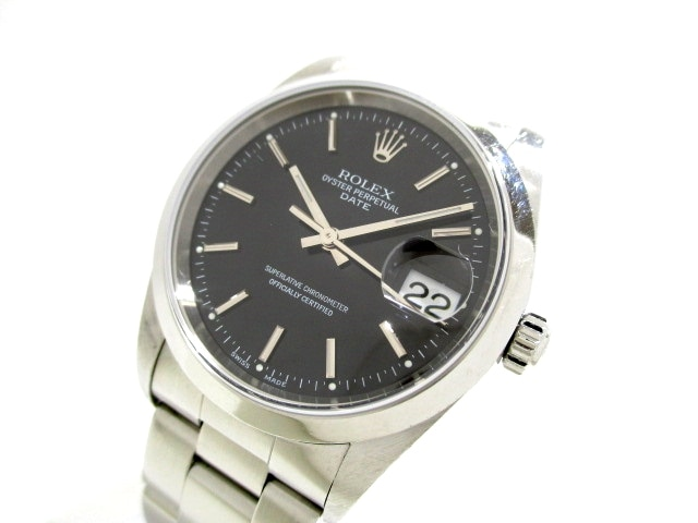brand new 0bec0 96e10 ROLEX(ロレックス)/オイスターパーペチュアルデイト/腕時計/型番 ...