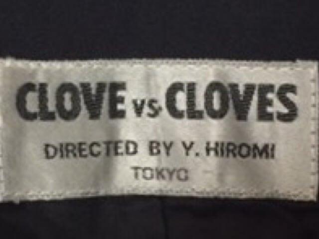CLOVE vs CLOVES(クローブクローブス)のジャケット
