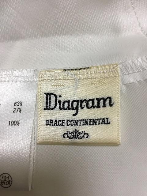 Diagram GRACE CONTINENTAL(ダイアグラム)のレディースパンツセットアップ