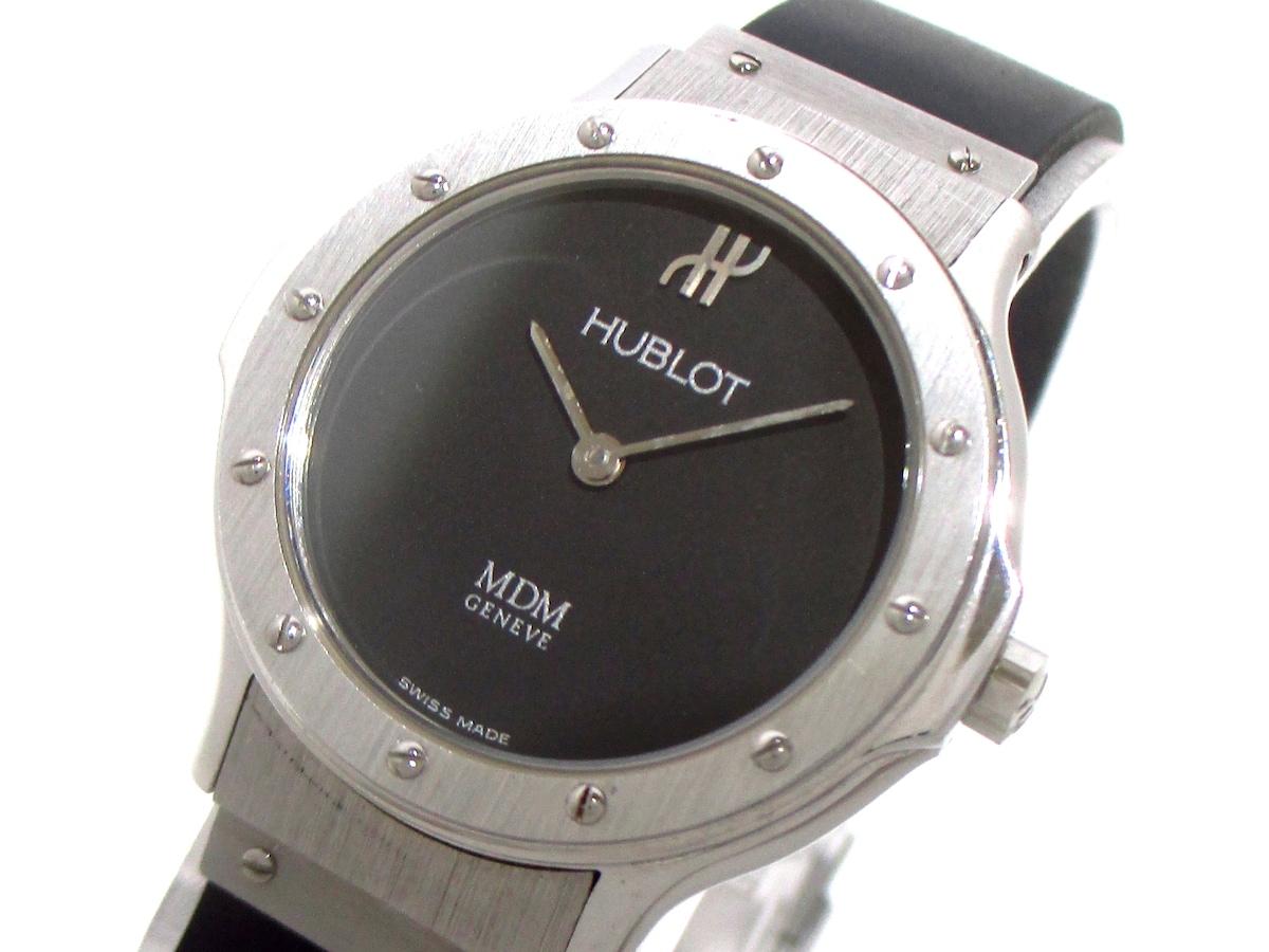 finest selection e1f48 da26d HUBLOT(ウブロ)/クラシックミニ/腕時計/型番1280.100.1の買取 ...