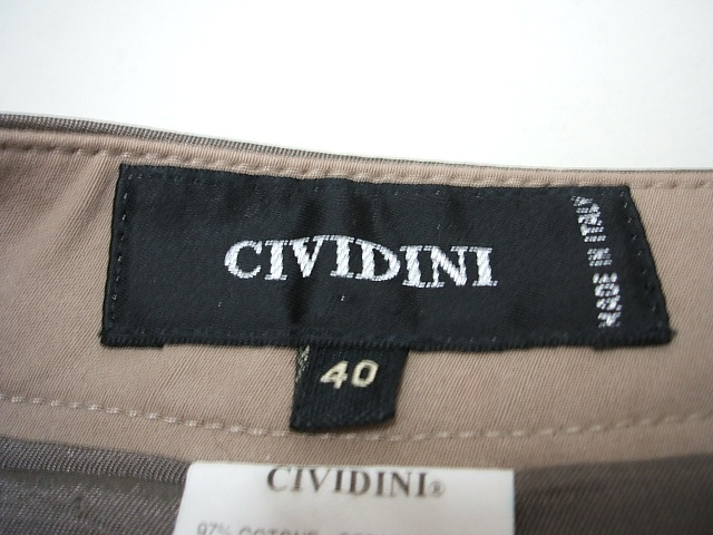 CIVIDINI(チヴィディーニ)のスカート