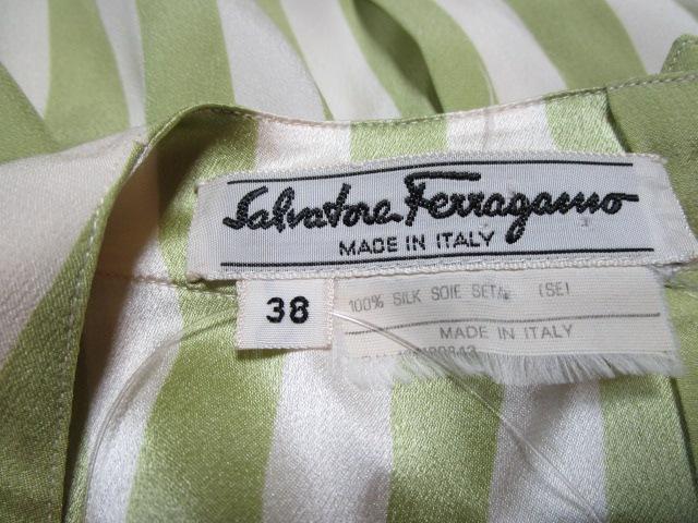 SalvatoreFerragamo(サルバトーレフェラガモ)のスカートセットアップ
