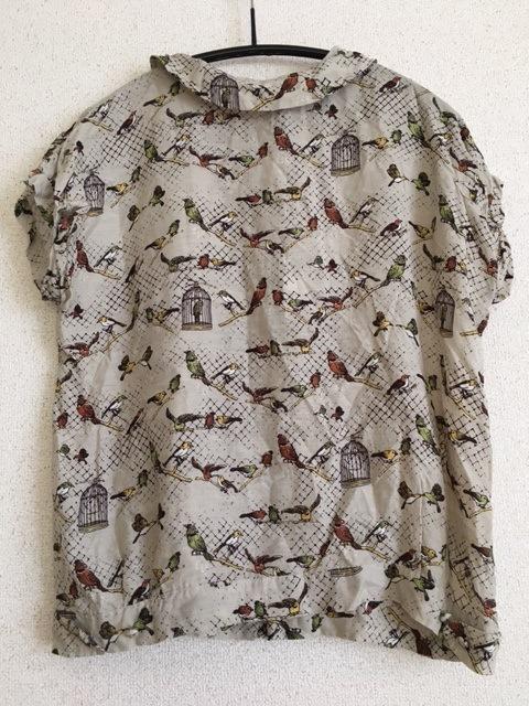 fig London(フィグロンドン)のシャツブラウス