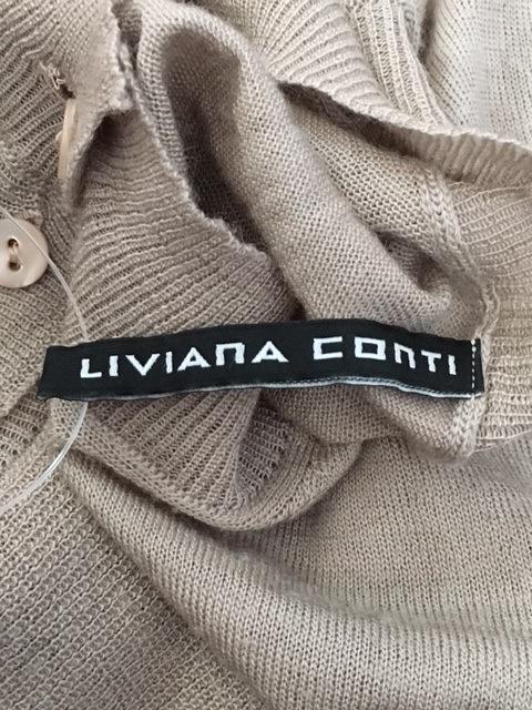 liviana conti(リビアナコンティ)のカーディガン
