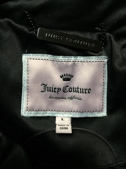 JUICY COUTURE(ジューシークチュール)のダウンコート