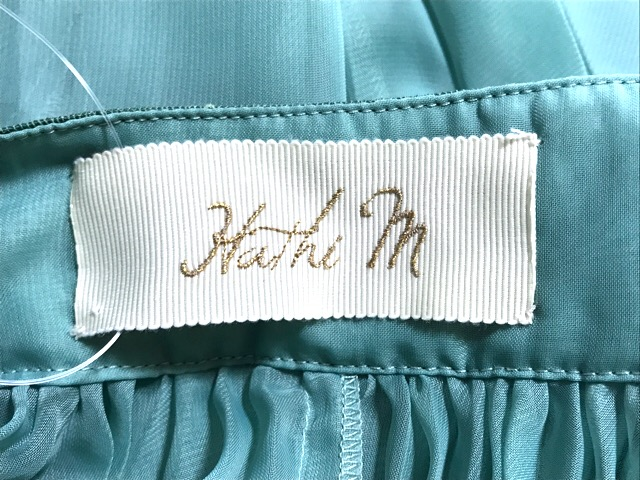 Hathi M(ハッティエム)のシャツブラウス