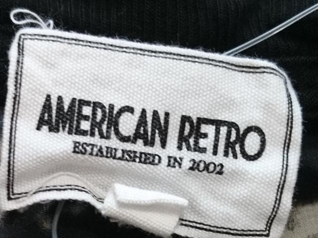 AMERICAN RETRO(アメリカンレトロ)のカットソー