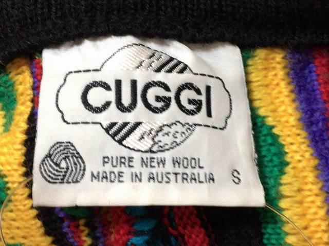 COOGI/CUGGI(クージー)のカーディガン