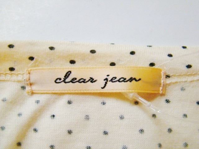 clear jean(クリアジーン)のワンピース