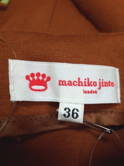 machiko jinto(マチコジント)のワンピース