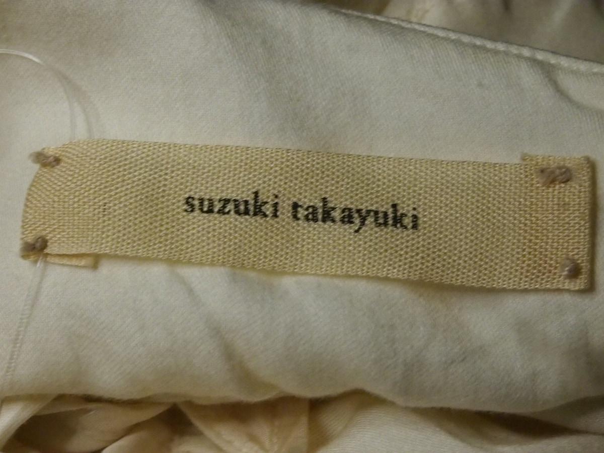 suzuki takayuki(スズキタカユキ)のワンピース