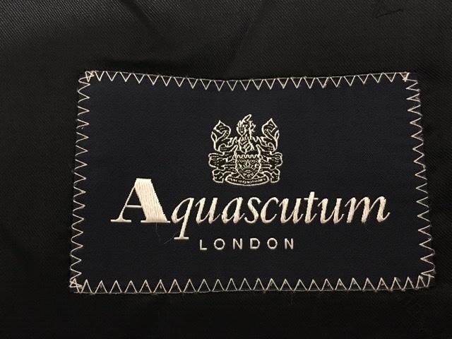 Aquascutum(アクアスキュータム)のメンズスーツ