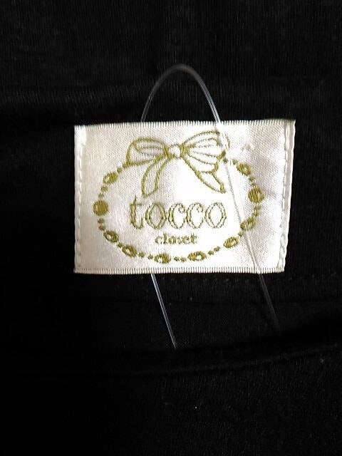 tocco(トッコ)のカットソー