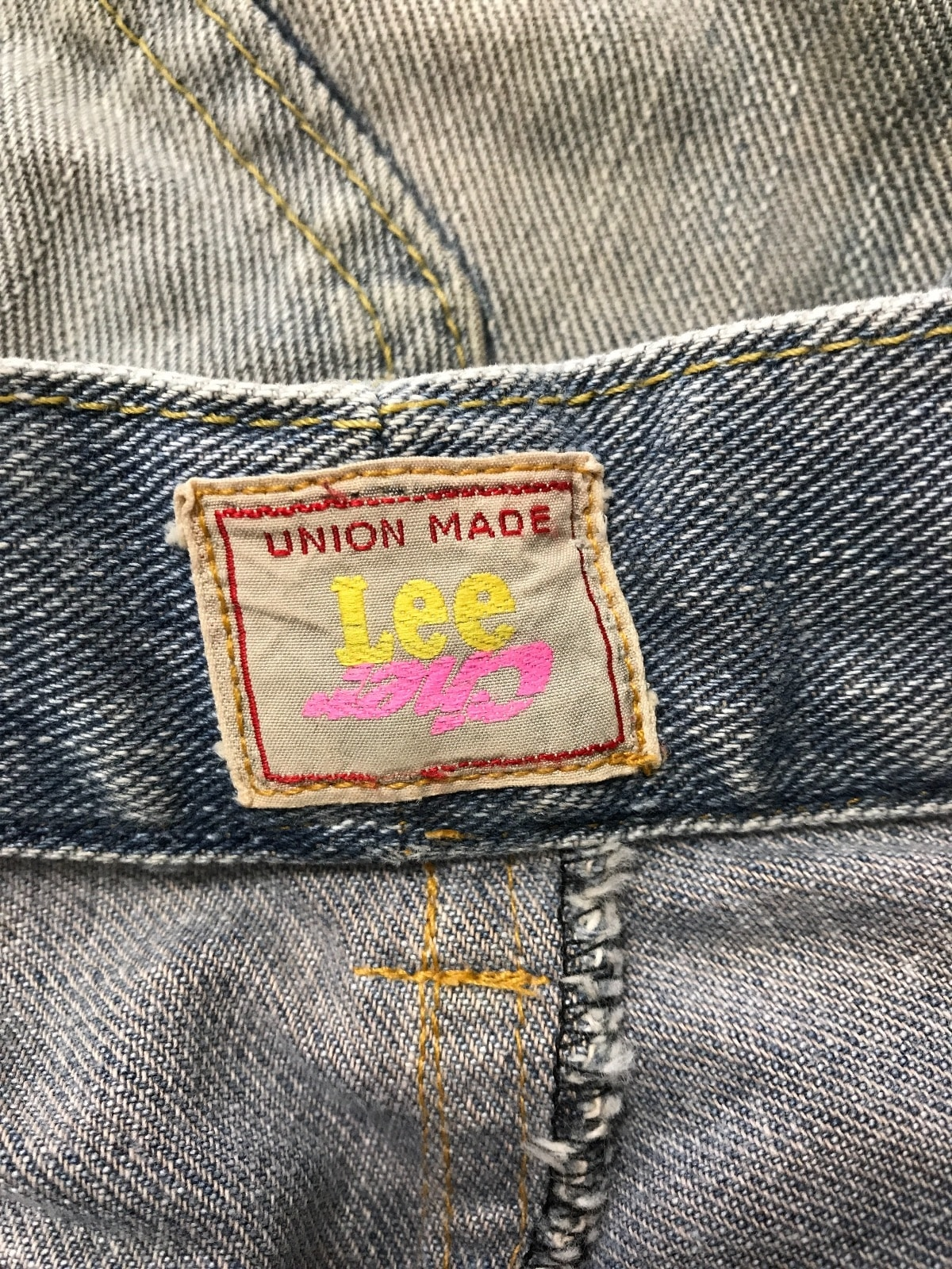 Lee×cher(リー×シェル)のパンツ