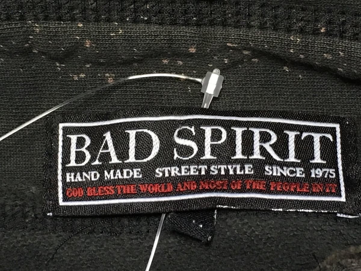 BAD SPIRIT(バッドスピリット)のブルゾン