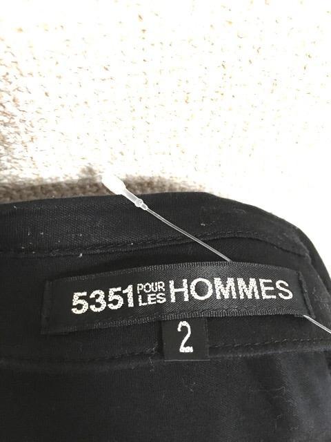 5351 PourLesHomme(5351プールオム)のベスト