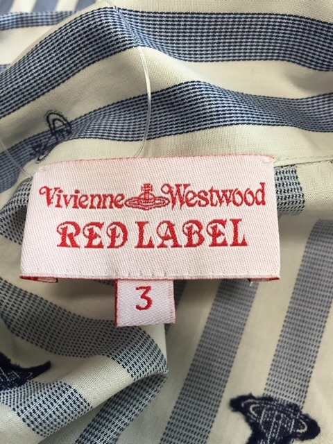 VivienneWestwoodRedLabel(ヴィヴィアンウエストウッドレッドレーベル)のシャツブラウス