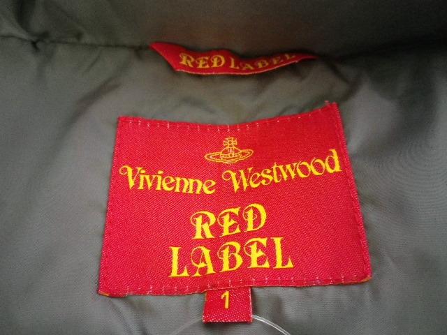VivienneWestwoodRedLabel(ヴィヴィアンウエストウッドレッドレーベル)のダウンジャケット