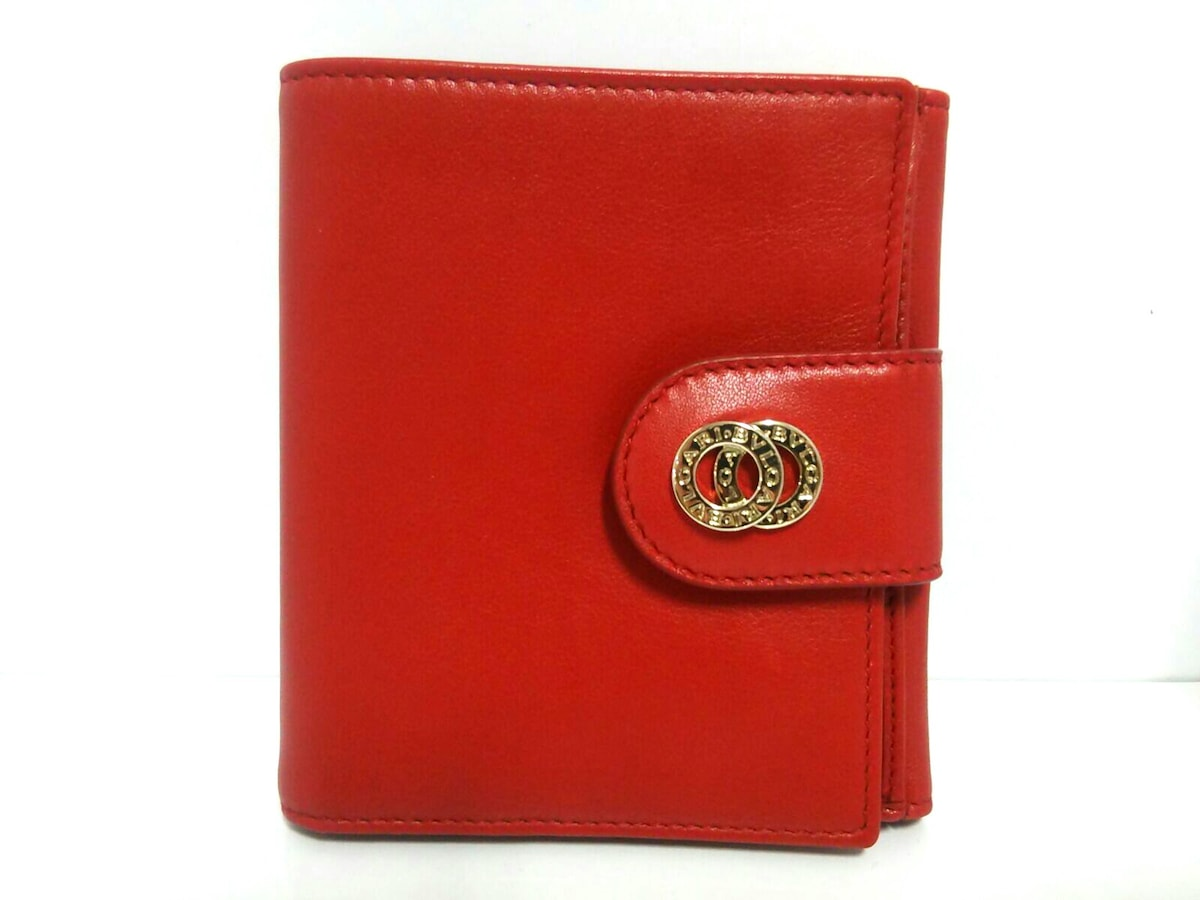 08214d752ad3 BVLGARI(ブルガリ)/ドッピオ/2つ折り財布の買取実績/24661729 の買取 ...