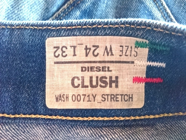 DIESEL(ディーゼル)のCLUSH