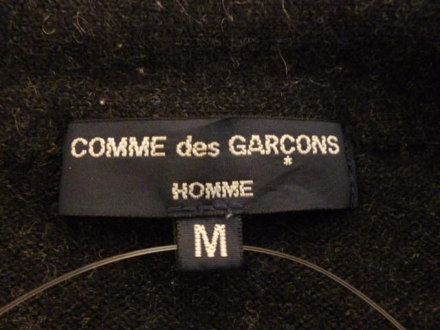COMMEdesGARCONS HOMME(コムデギャルソンオム)のカーディガン