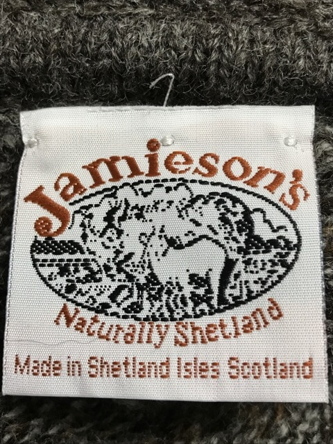 Jamieson's(ジャミーソンズ)のブルゾン