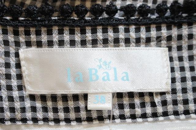 la Bala(ラバーラ)のチュニック