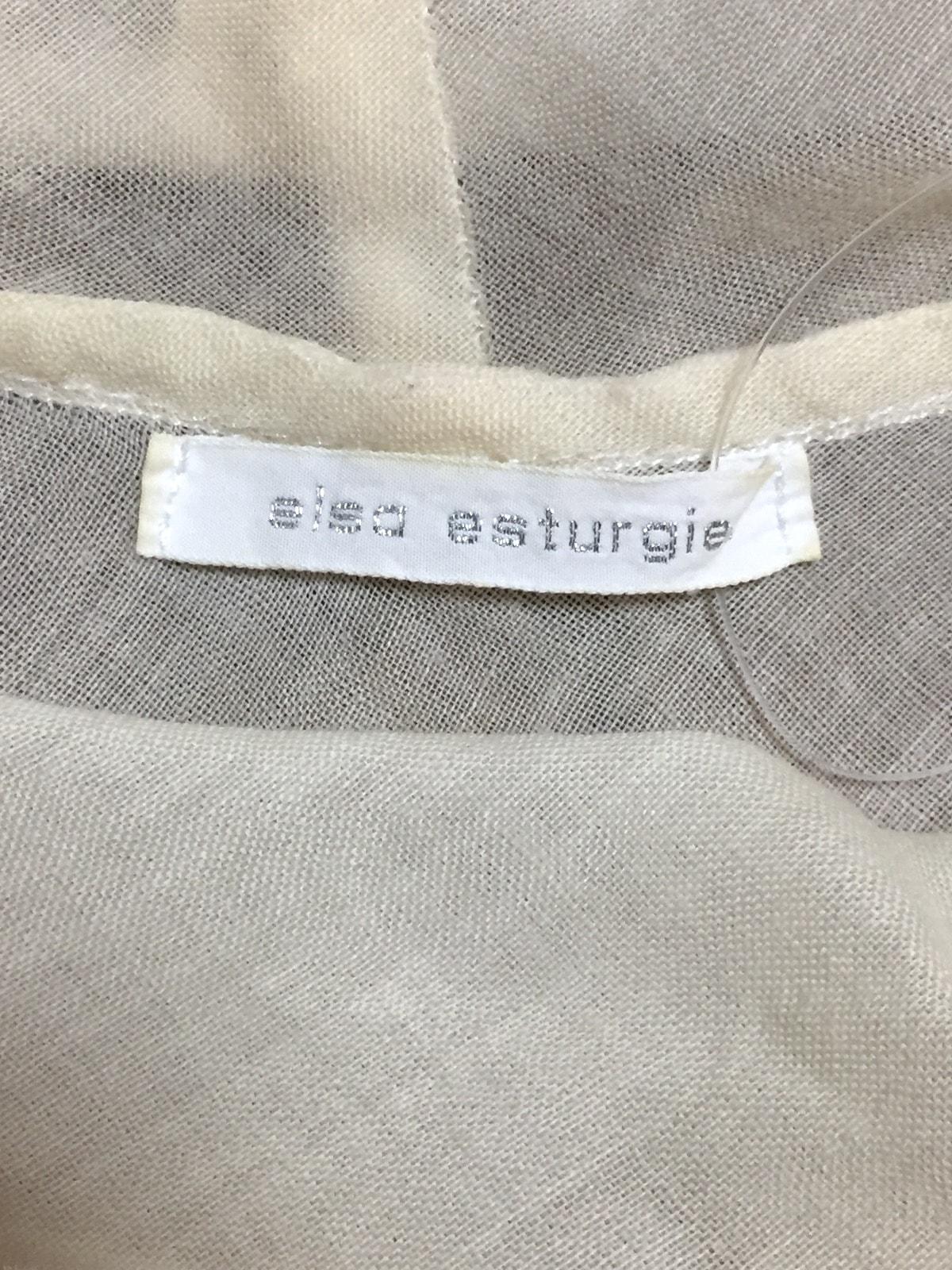 elsa esturgie(エルザエストロジー)のカットソー