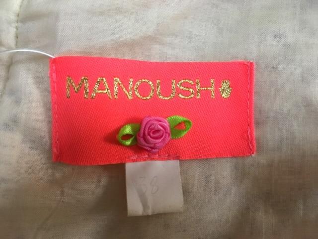 MANOUSH(マヌーシュ)のワンピース