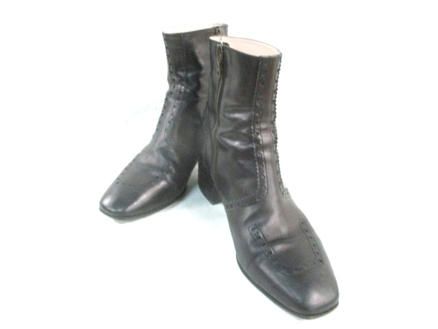 DRIES VAN NOTEN(ドリスヴァンノッテン)のブーツ