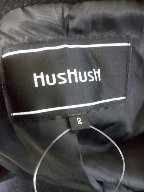 HUSHUSH(ハッシュアッシュ)のコート