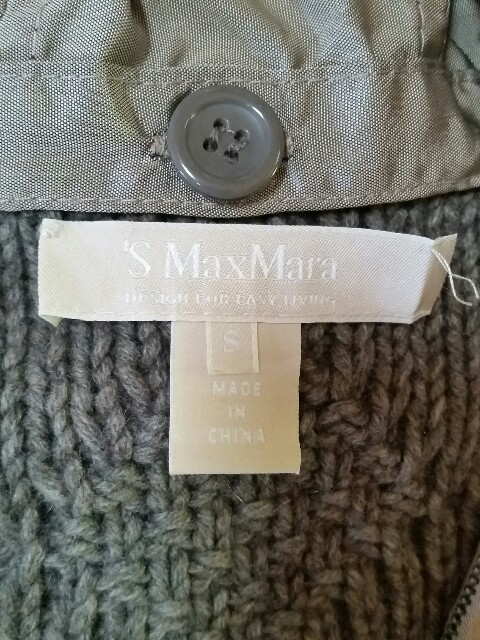 S Max Mara(マックスマーラ)のポンチョ
