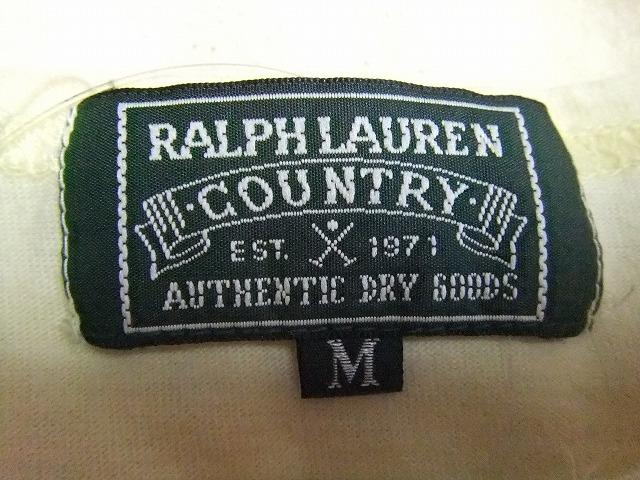 RalphLauren COUNTRY(ラルフローレン カントリー)のカットソー