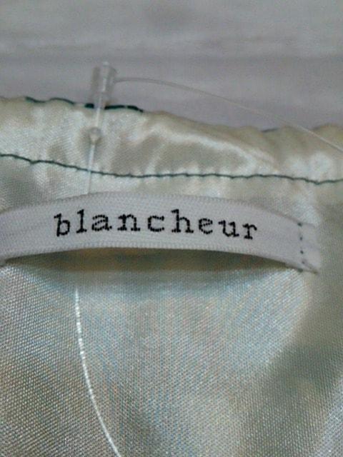 BLANCHEUR(ブランシュール)のワンピース