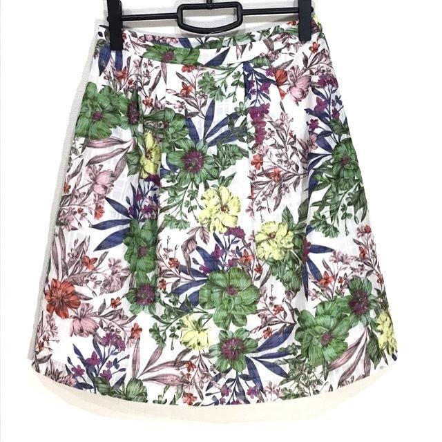 INDIVI(インディビ)のスカート