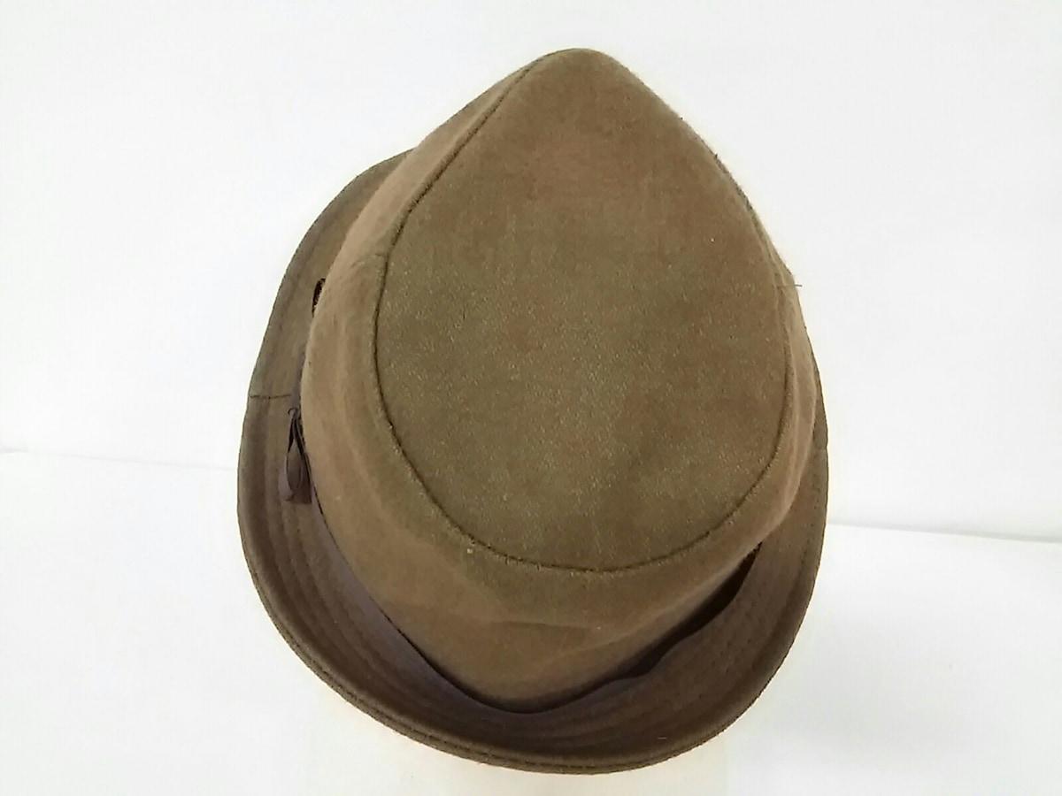 Rouge vif(ルージュヴィフ)の帽子