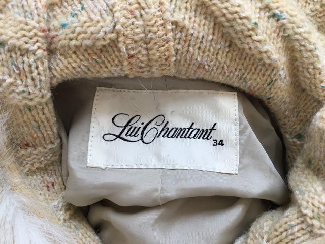 Lui Chantant(ルイシャンタン)のコート