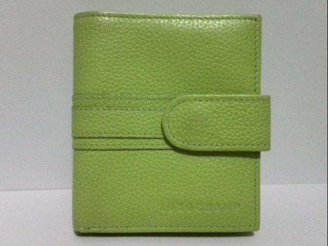 LONGCHAMP(ロンシャン)のWホック財布