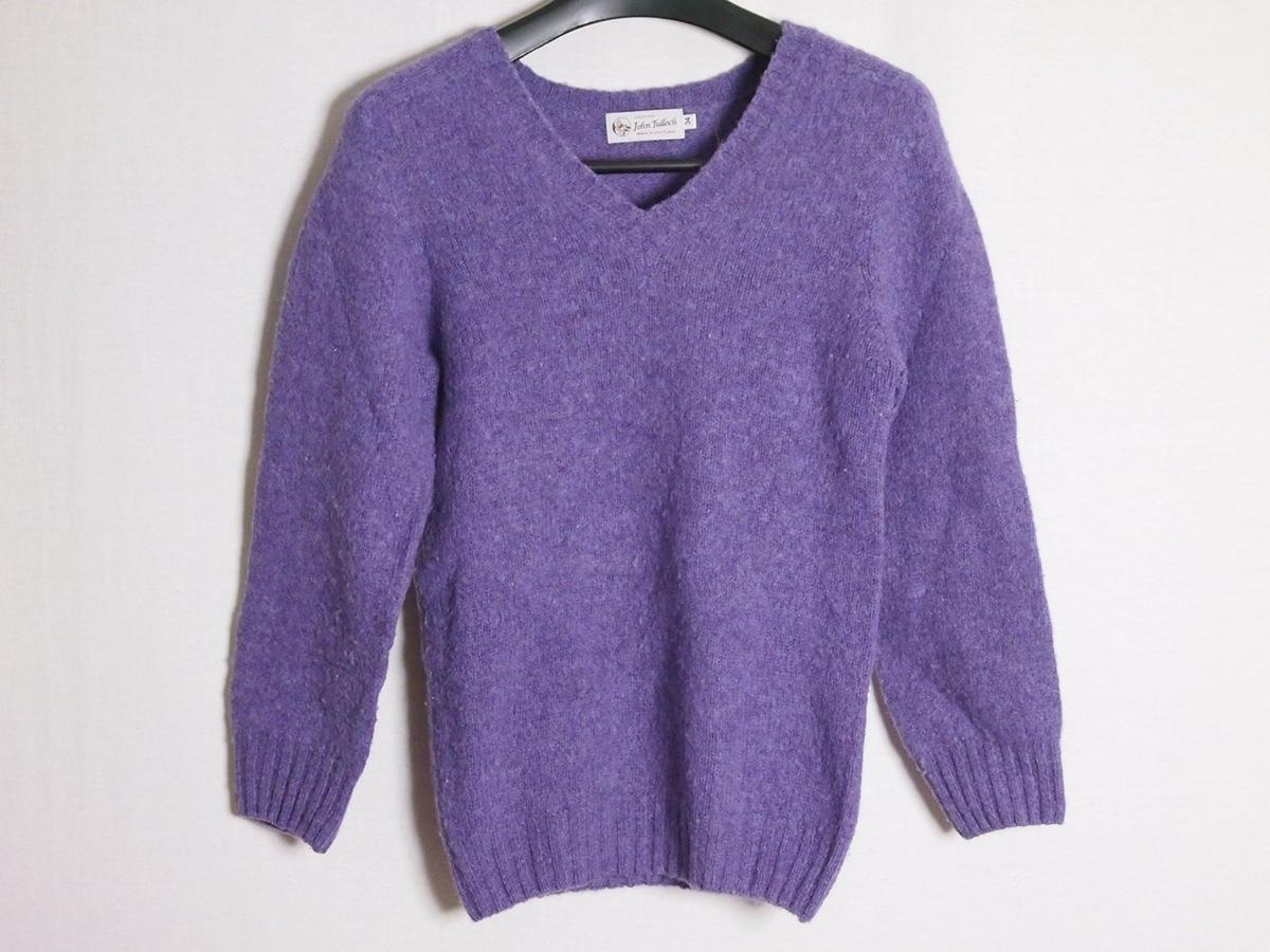 John Tulloch(ジョンタロック)のセーター